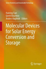 Omslag - Molecular Devices for Solar Energy Conversion and Storage