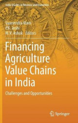 Omslag - Financing Agriculture Value Chains in India