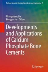 Omslag - Developments and Applications of Calcium Phosphate Bone Cements