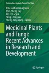 Omslag - Medicinal Plants and Fungi: Recent Advances in Research and Development