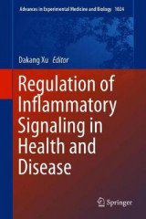 Omslag - Regulation of Inflammatory Signaling in Health and Disease
