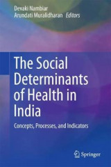 Omslag - The Social Determinants of Health in India
