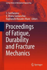 Omslag - Proceedings of Fatigue, Durability and Fracture Mechanics