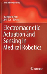 Omslag - Electromagnetic Actuation and Sensing in Medical Robotics
