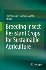 Omslag - Breeding Insect Resistant Crops for Sustainable Agriculture