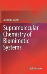 Omslag - Supramolecular Chemistry of Biomimetic Systems