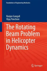 Omslag - The Rotating Beam Problem in Helicopter Dynamics