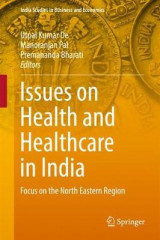 Omslag - Issues on Health and Healthcare in India