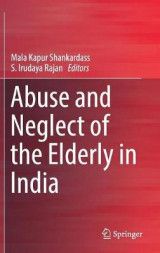 Omslag - Abuse and Neglect of the Elderly in India