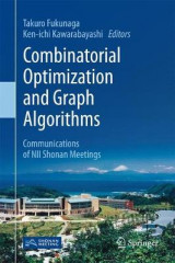 Omslag - Combinatorial Optimization and Graph Algorithms