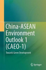Omslag - China-ASEAN Environment Outlook 1 (CAEO-1)