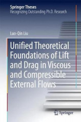 Omslag - Unified Theoretical Foundations of Lift and Drag in Viscous and Compressible External Flows
