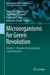 Omslag - Microorganisms for Green Revolution