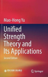 Omslag - Unified Strength Theory and Its Applications
