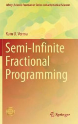 Omslag - Semi-Infinite Fractional Programming