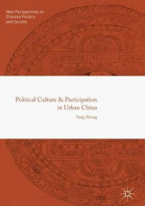 Omslag - Political Culture and Participation in Urban China