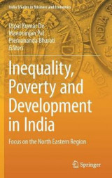 Omslag - Inequality, Poverty and Development in India