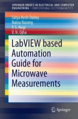 Omslag - LabVIEW based Automation Guide for Microwave Measurements