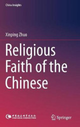 Omslag - Religious Faith of the Chinese