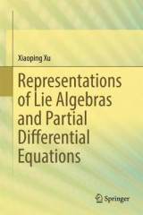 Omslag - Representations of Lie Algebras and Partial Differential Equations