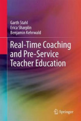 Omslag - Real-Time Coaching and Pre-Service Teacher Education