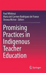 Omslag - Promising Practices in Indigenous Teacher Education