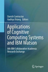 Omslag - Applications of Cognitive Computing Systems and IBM Watson