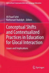 Omslag - Conceptual Shifts and Contextualized Practices in Education for Glocal Interaction