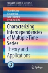 Omslag - Characterizing Interdependencies of Multiple Time Series