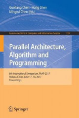 Omslag - Parallel Architecture, Algorithm and Programming