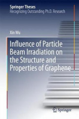 Omslag - Influence of Particle Beam Irradiation on the Structure and Properties of Graphene