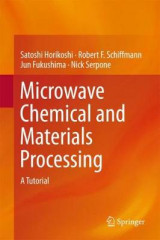 Omslag - Microwave Chemical and Materials Processing