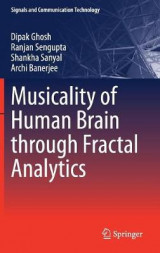 Omslag - Musicality of Human Brain through Fractal Analytics