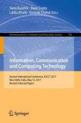 Omslag - Information, Communication and Computing Technology