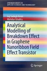 Omslag - Analytical Modelling of Breakdown Effect in Graphene Nanoribbon Field Effect Transistor
