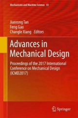 Omslag - Advances in Mechanical Design