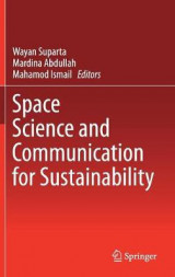 Omslag - Space Science and Communication for Sustainability