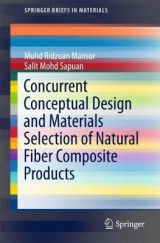 Omslag - Concurrent Conceptual Design and Materials Selection of Natural Fiber Composite Products