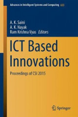 Omslag - ICT Based Innovations