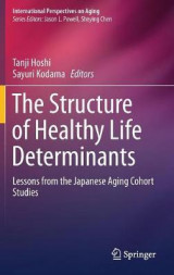 Omslag - The Structure of Healthy Life Determinants