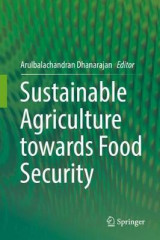 Omslag - Sustainable Agriculture towards Food Security