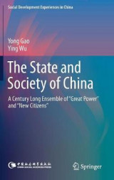 Omslag - The State and Society of China