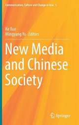 Omslag - New Media and Chinese Society