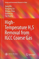Omslag - High-Temperature H2S Removal from IGCC Coarse Gas