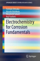 Omslag - Electrochemistry for Corrosion Fundamentals