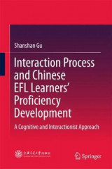 Omslag - Interaction Process and Chinese EFL Learners' Proficiency Development