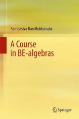 Omslag - A Course in BE-algebras