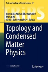 Omslag - Topology and Condensed Matter Physics
