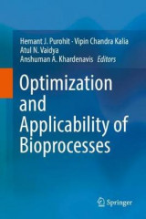 Omslag - Optimization and Applicability of Bioprocesses