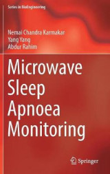 Omslag - Microwave Sleep Apnoea Monitoring